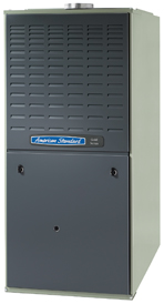 American Standard Gold SM Gas Furnace