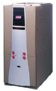 Gas Furnace Heating