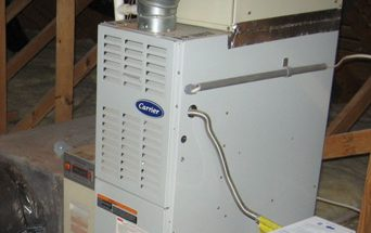 Gas Furnace Vent
