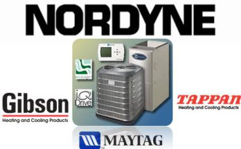 Nordyne Gas Furnace