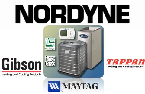 All About Nordyne Gas Furnaces