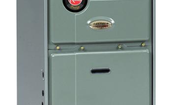 Rheem RGFG Series Gas Furnace