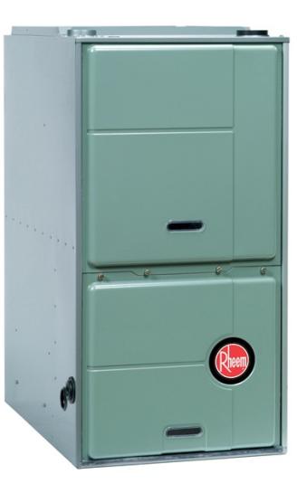 rheem rgtc series gas furnace review