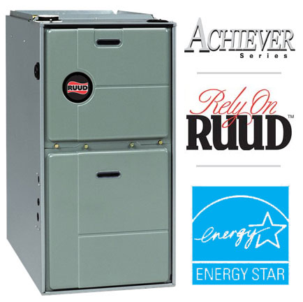 Ruud Gas Furnace Is Tops For Quality And Service
