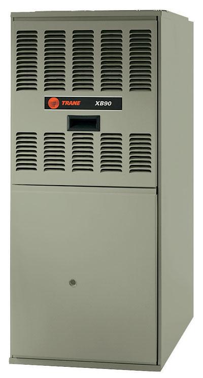 Trane XB90 Single Stage Gas Furnace Review