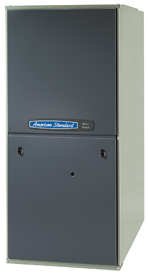 American Standard Silver ZI Gas Furnace