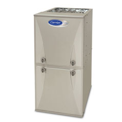 Carrier Performance Series Boost Gas Furnace