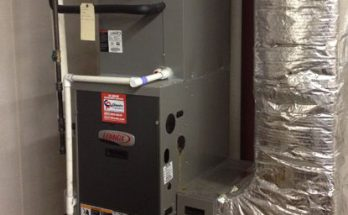 Gas Furnace Installation