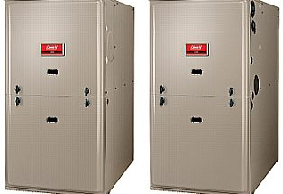 Coleman LX Series Gas Furnace